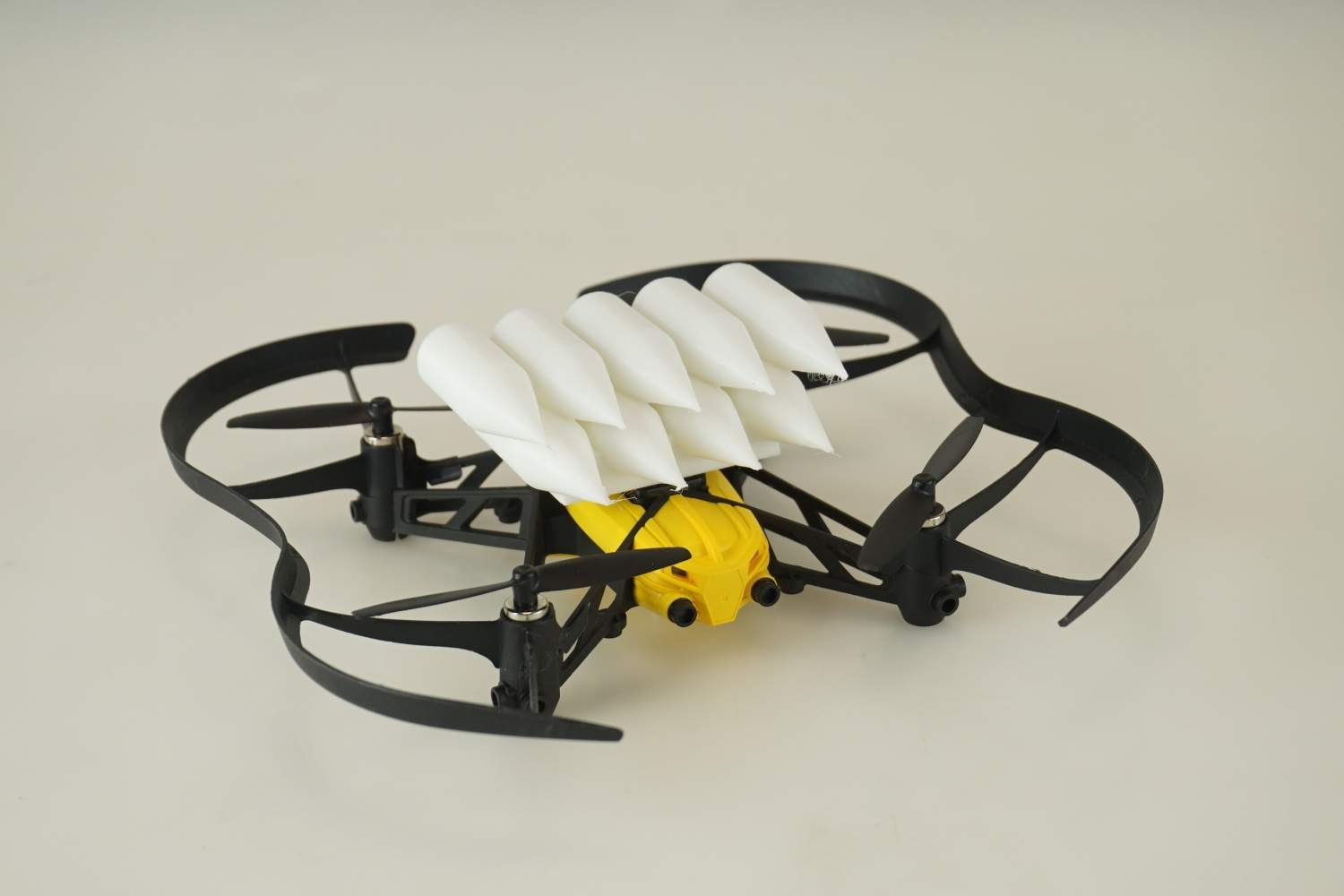 Design of the Week: Pretend Missile Attachment for Minidrones
