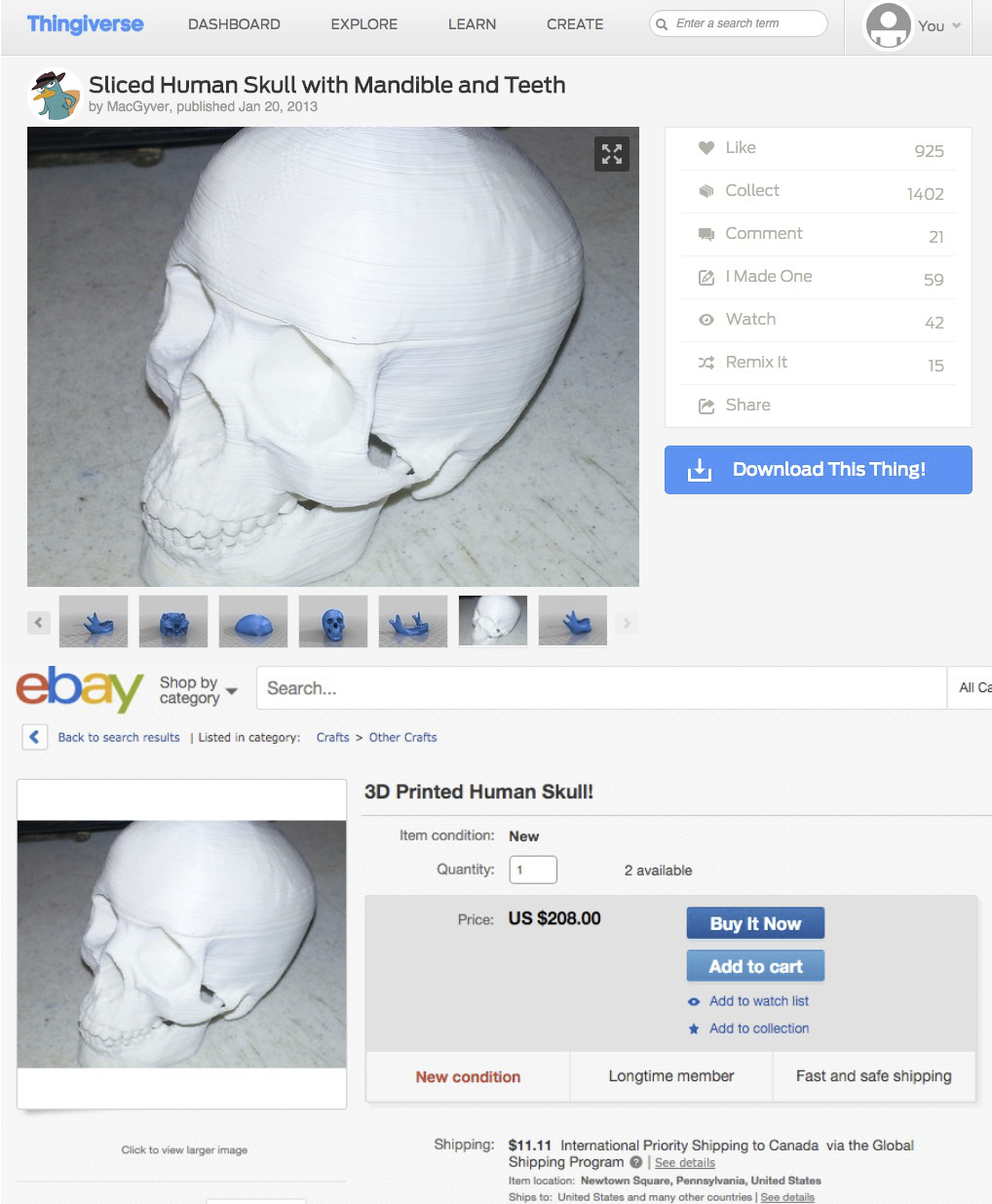 MakerBot Reacts To Thingiverse Controversy