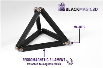 Graphene 3D Labs' Magnetic Material for 3D Printing