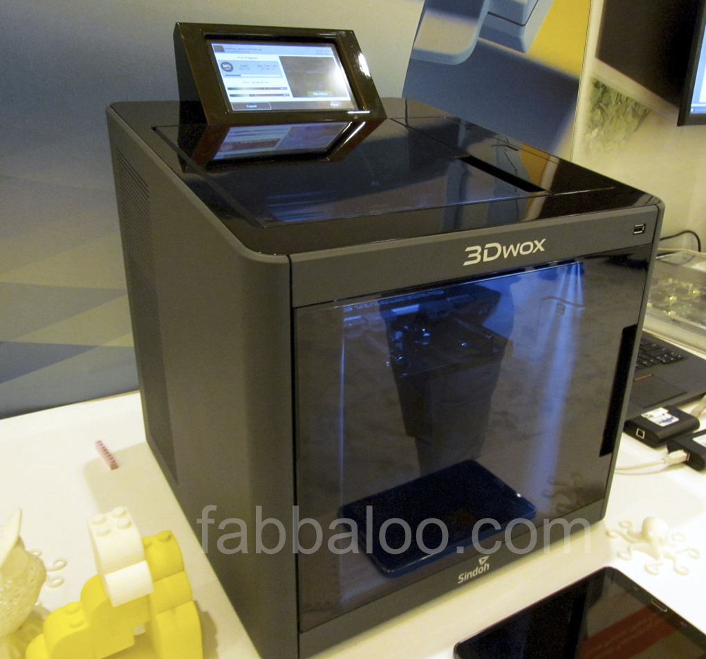 EXCLUSIVE: New 3Dwox 3D Printer In The Works