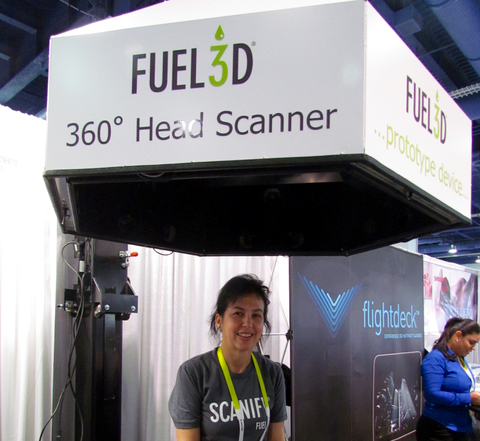 Fuel3D's Journey To A New 3D Space