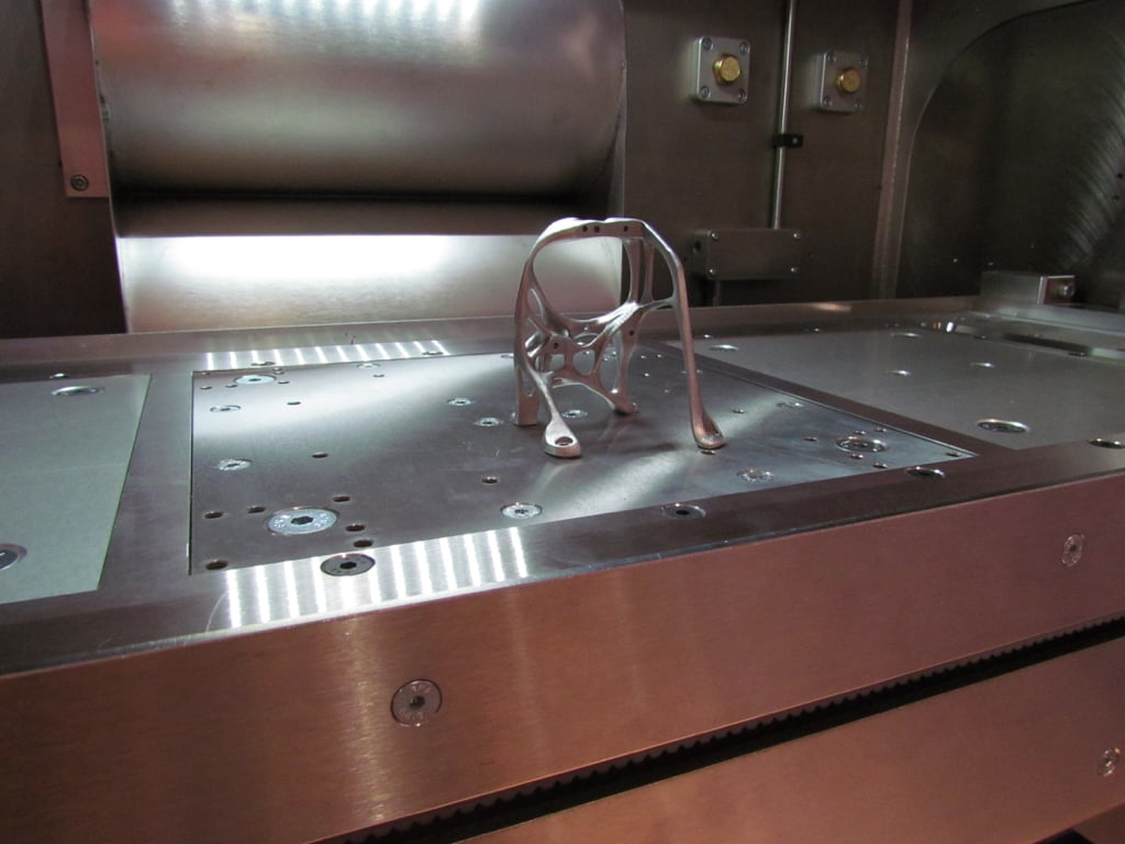 3D Systems' Massive ProX DMP 320