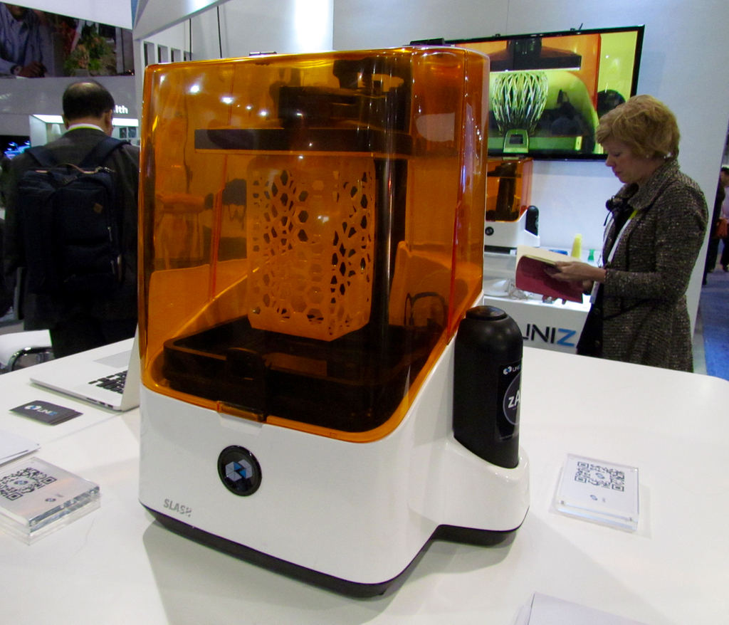 UNIZ's Resin 3D Printing Approach Shakes Things Up