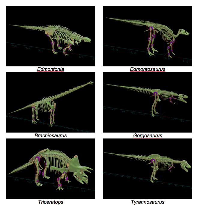 Design of the Week: Kinect Controlled Dinosaurs