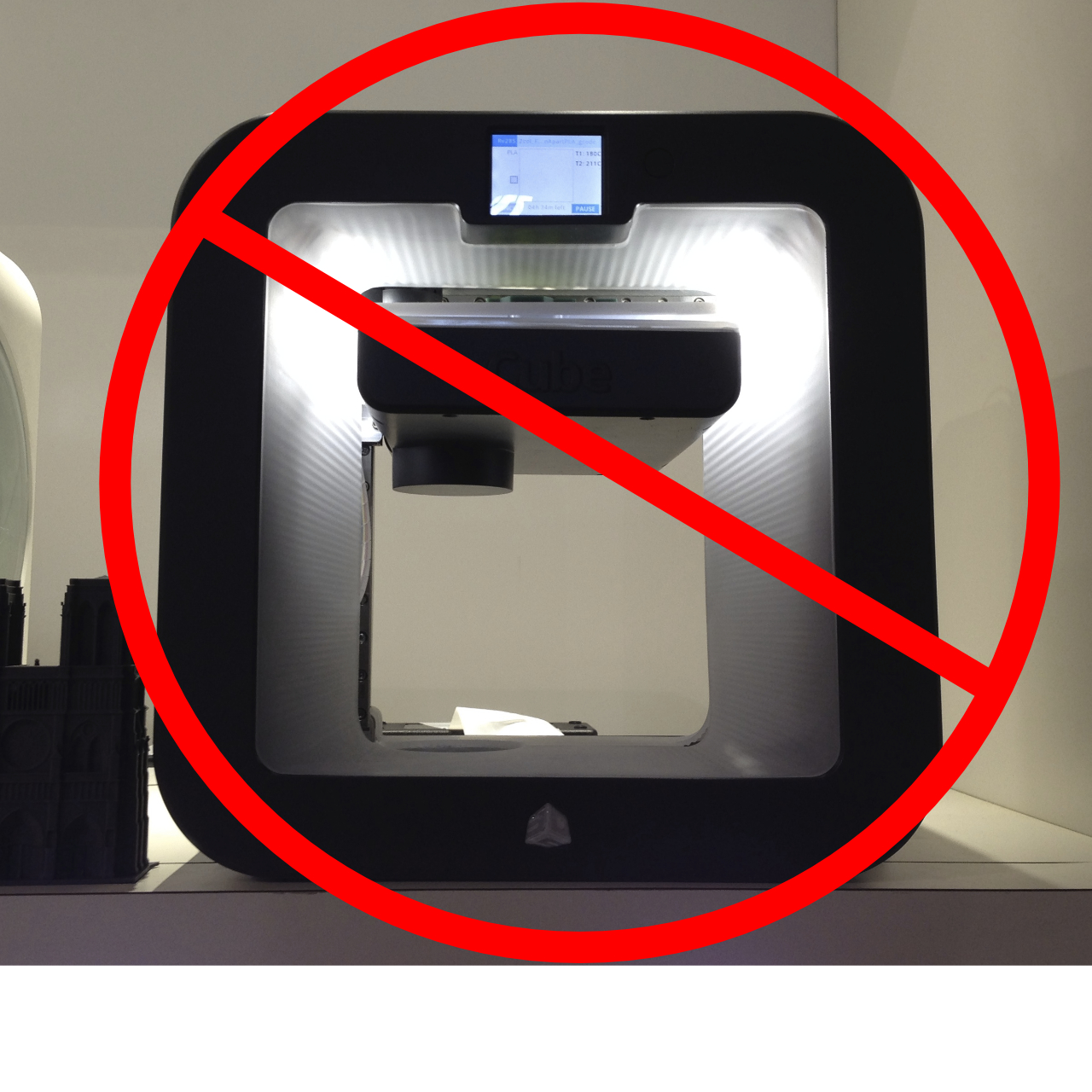 BREAKING: 3D Systems Kills The Cube – And Cubify!