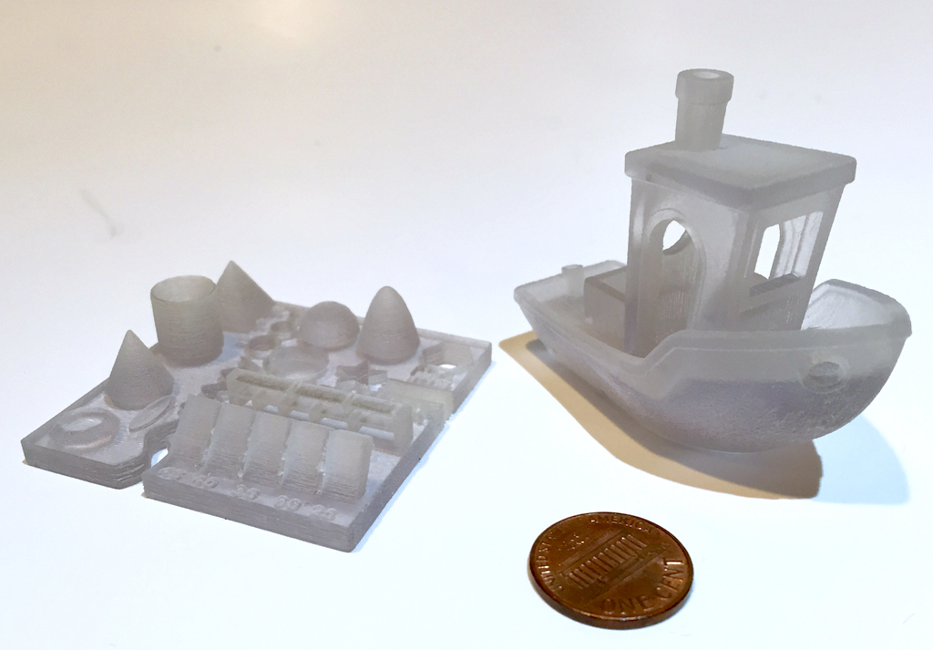 The Best 3D Print Benchmarks: Done?