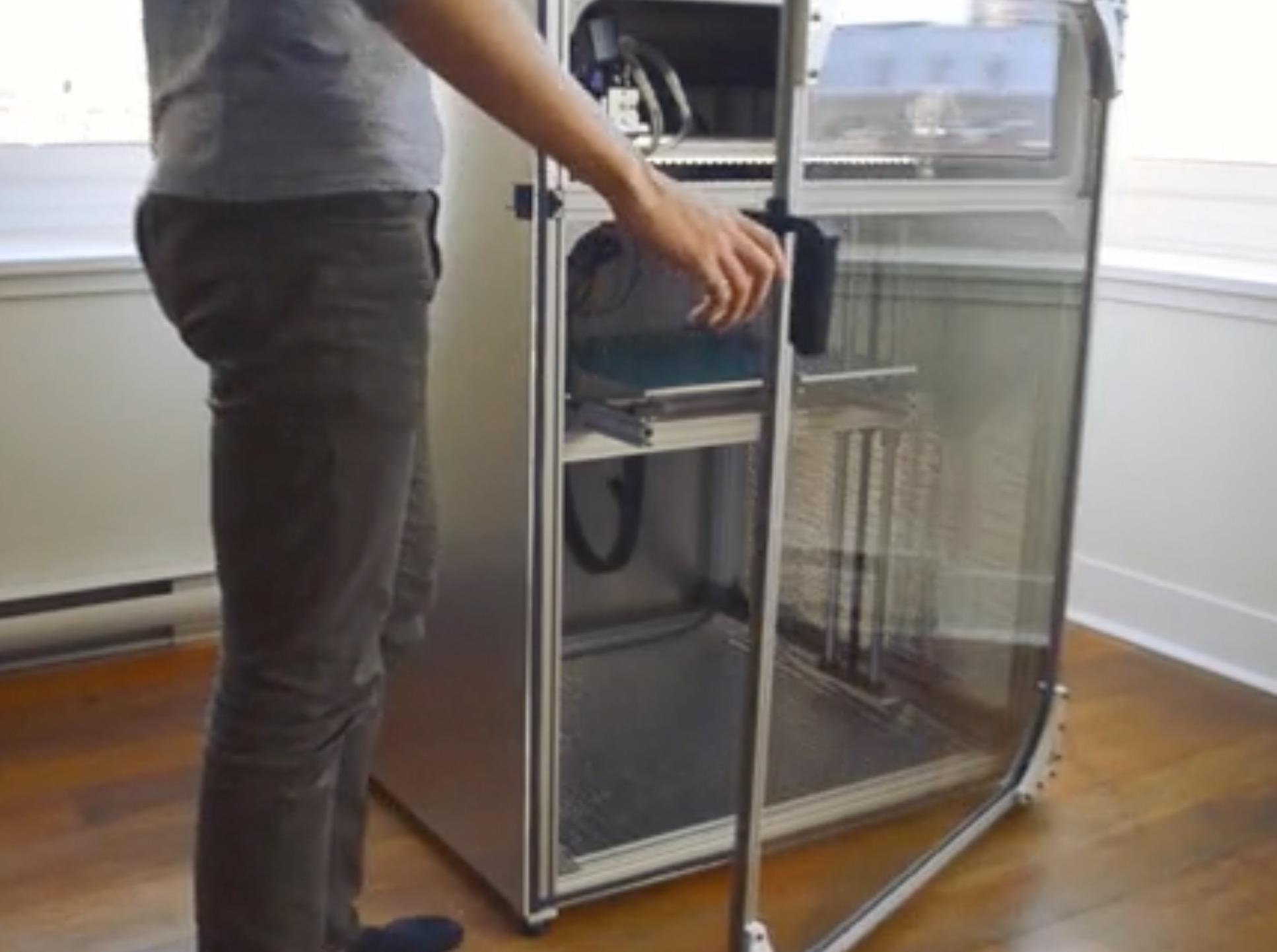 The Heavy-Duty AON 3D Printer
