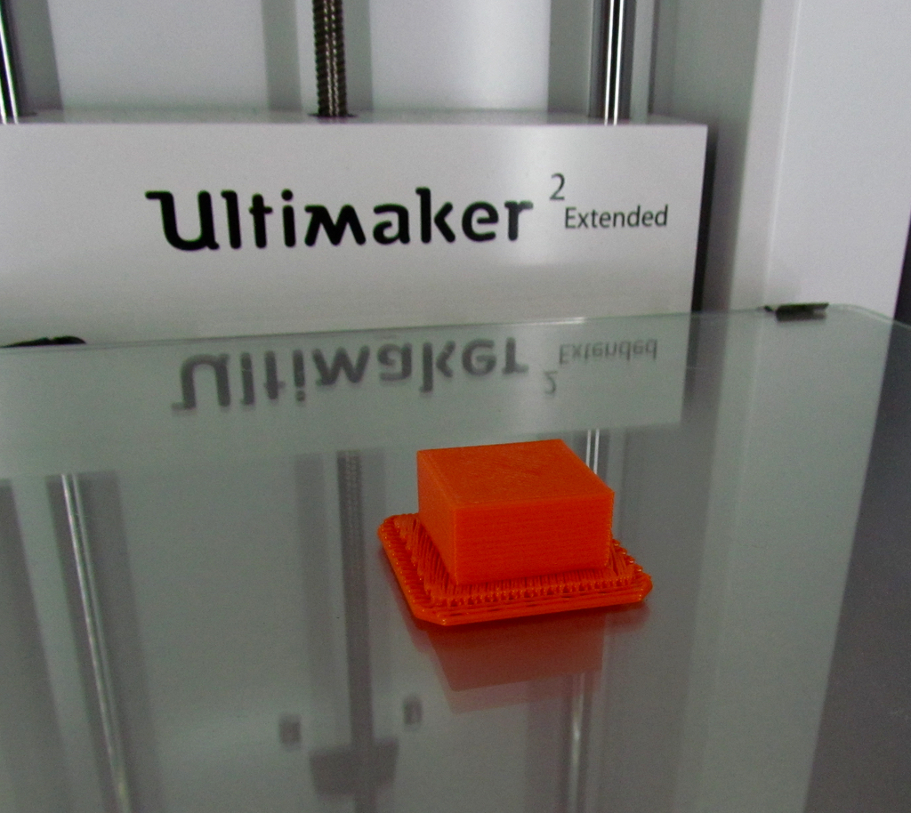 Hands On With The Ultimaker 2 Extended: Materials and Conclusion