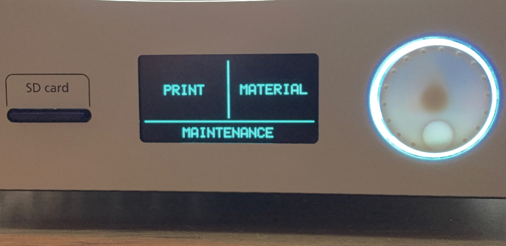 Hands On With The Ultimaker 2 Extended: Operations