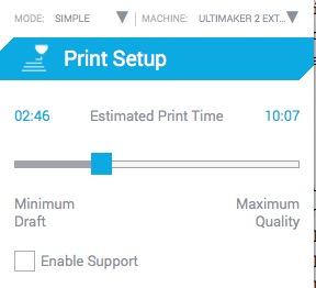 Hands On With The Ultimaker 2 Extended: Software