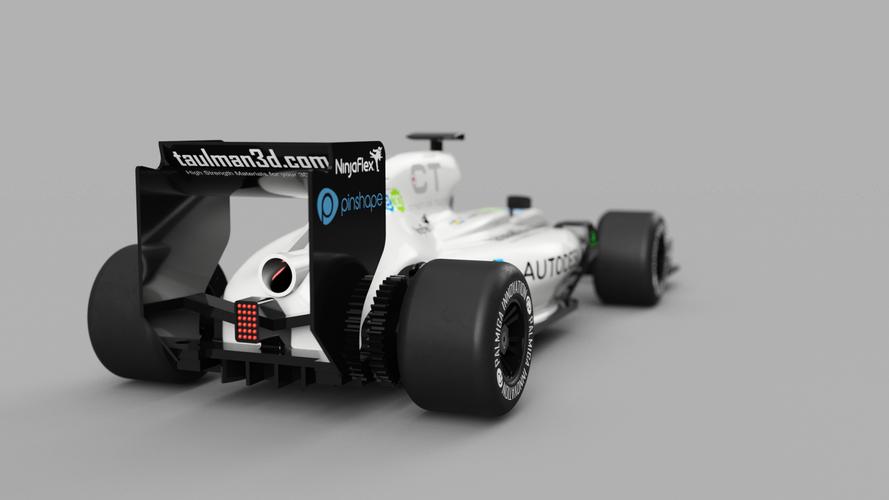 Design of the Week: OpenR/C Formula 1 Car