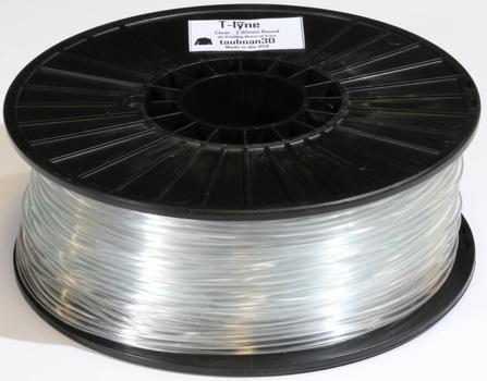 taulman3D Develops T-Lyne 3D Printer Filament