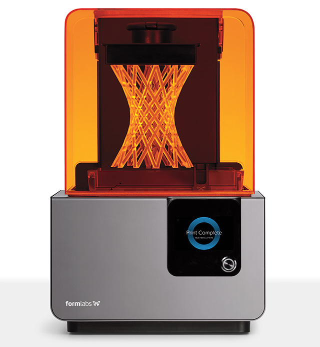 The Form 2 3D Printer Ships: Tell Us About It!