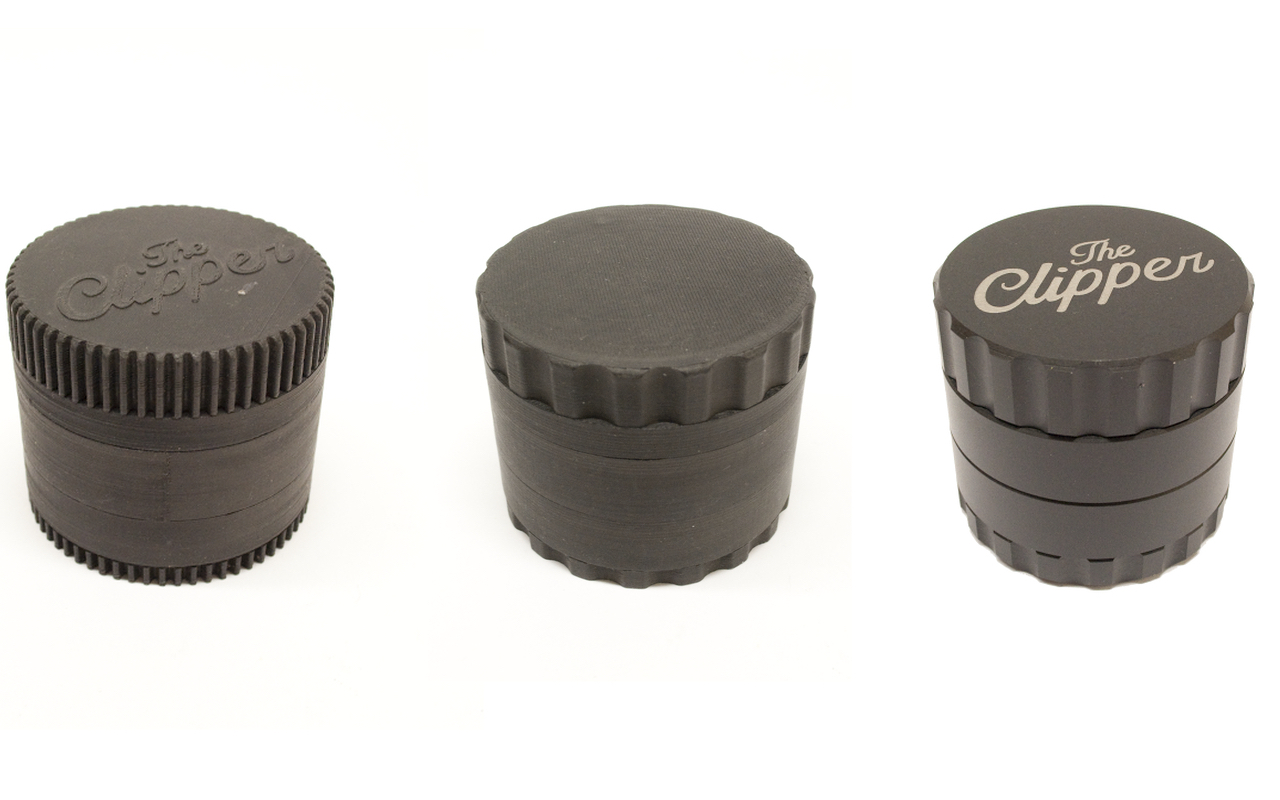 Product Startup Leverages 3D Printing