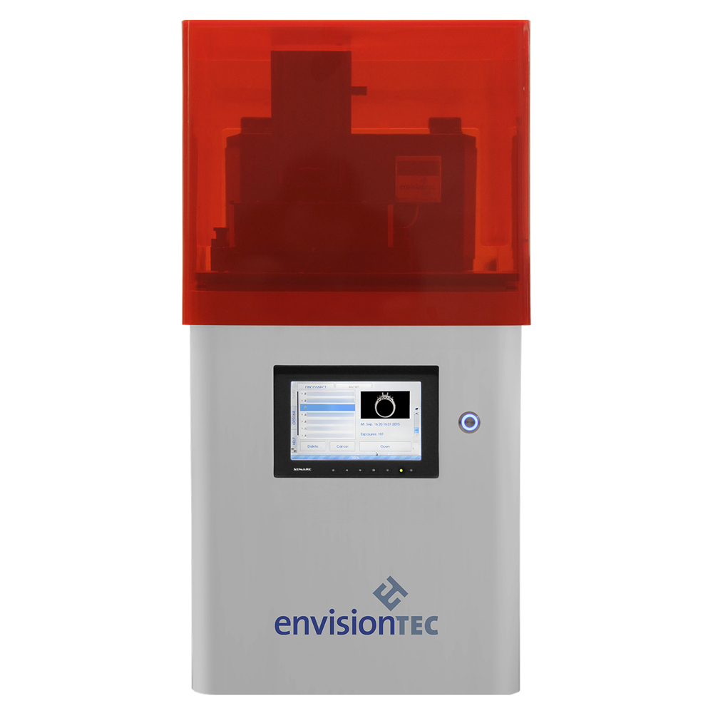 EnvisionTEC's New Micro Plus Line of 3D Printers