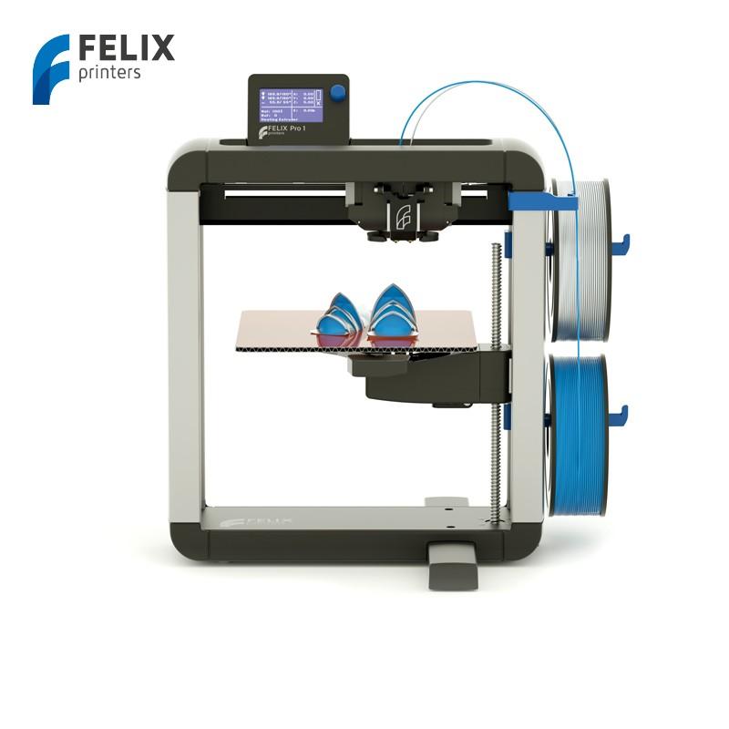 The Felix Pro 1 3D Printer
