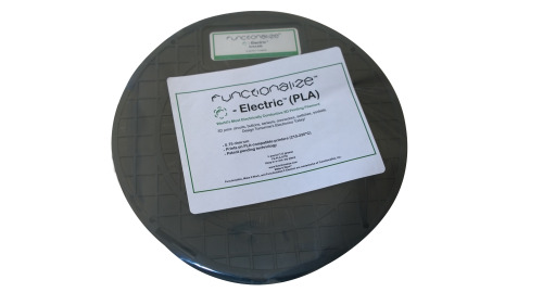 Another Conductive Filament Available: F-Electric