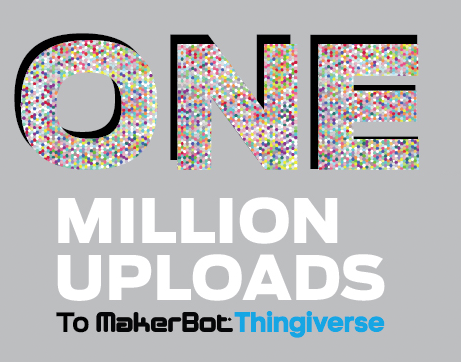 Thingiverse Hits The Biggest Milestone
