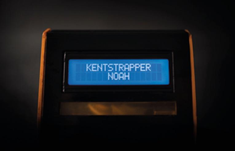"""Kentstrapper Presents The """"Noah"""" 3D Printer Controller"""