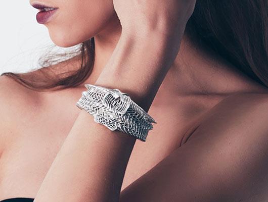Design of the Week: Francis Bitonti Bracelet