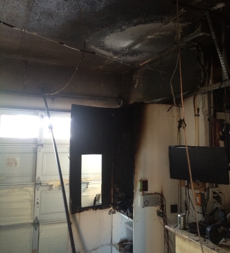 More On The Case of the 3D Printer Fire