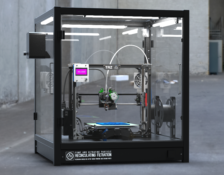 3DPrintClean's Filtrations Solutions Now Available