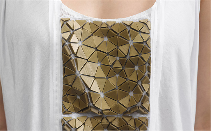 """3D Systems Introduces """"Fabricate"""" To Merge 3D Prints and Textiles"""