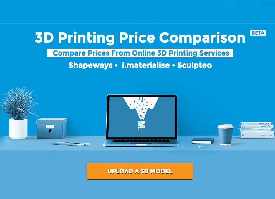 Another 3D Print Services Price Aggregator For You