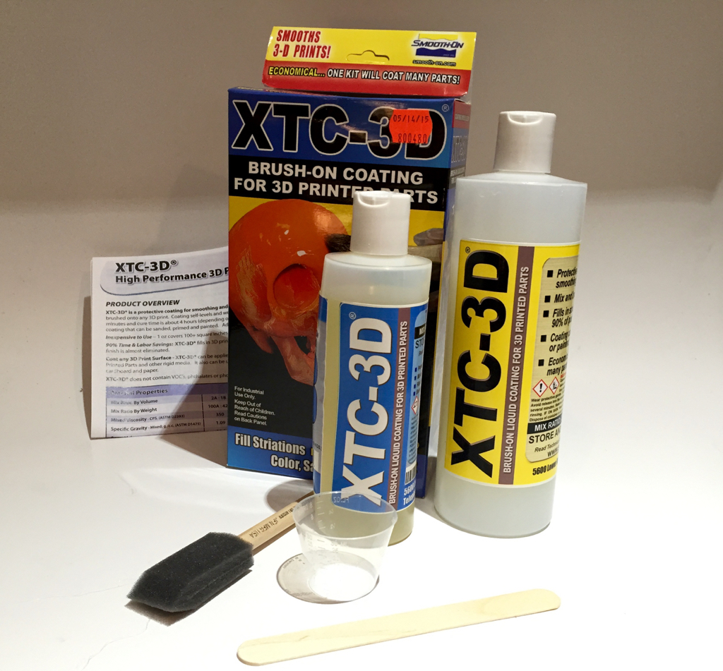 Hands On With The XTC-3D Smoothing System