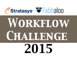 Stratasys Workflow Contest Open – Enter Now!