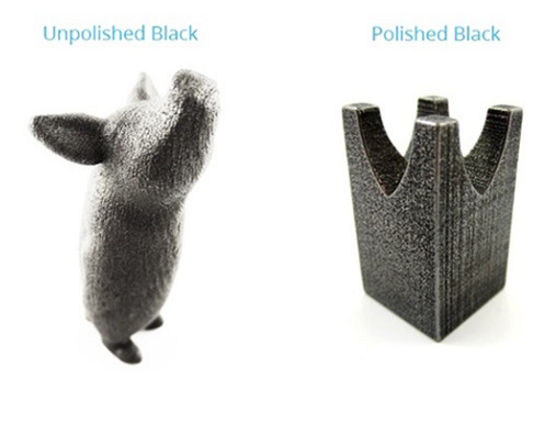 i.Materialise Offers Black Steel 3D Prints and Lowers Pricing