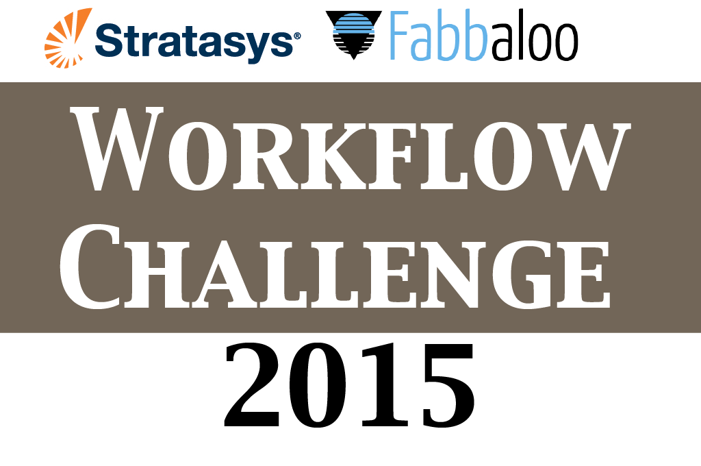 Stratasys and Fabbaloo Partner On A Contest