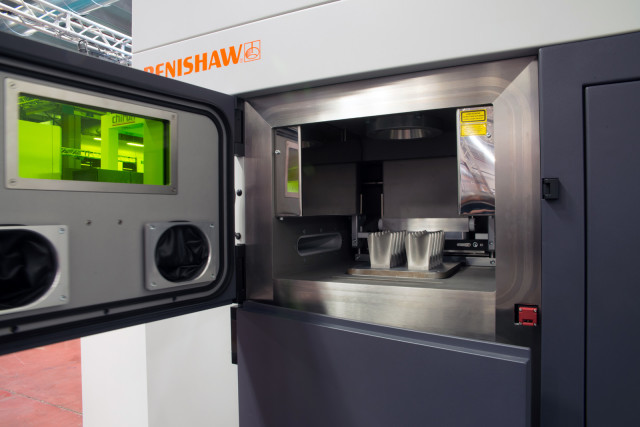 The Renishaw AM250 Additive Manufacturing System