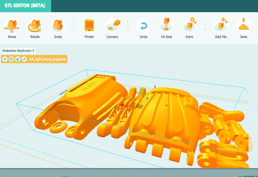 3D Printing Community To Print Many Hands