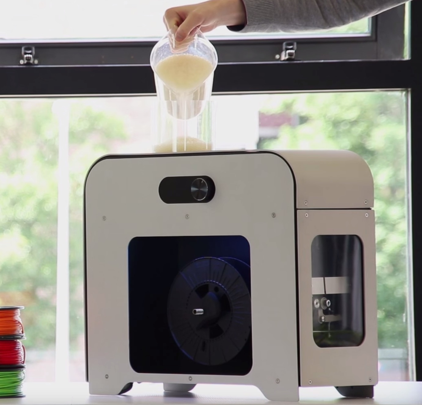 3devo Launches the NEXT 1.0 Filament Recycler