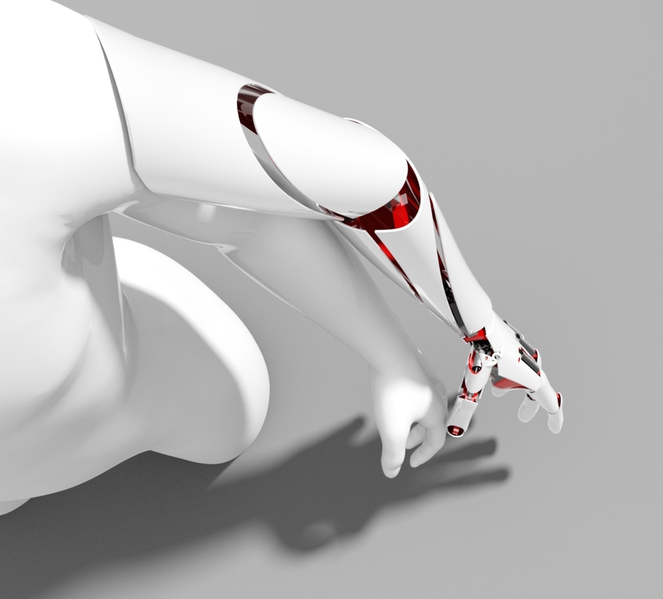 YouBionic's Fascinating 3D Printed Bionic Hand