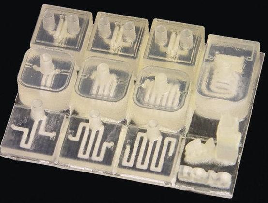 Alternative Method of 3D Printing Electronics Developed