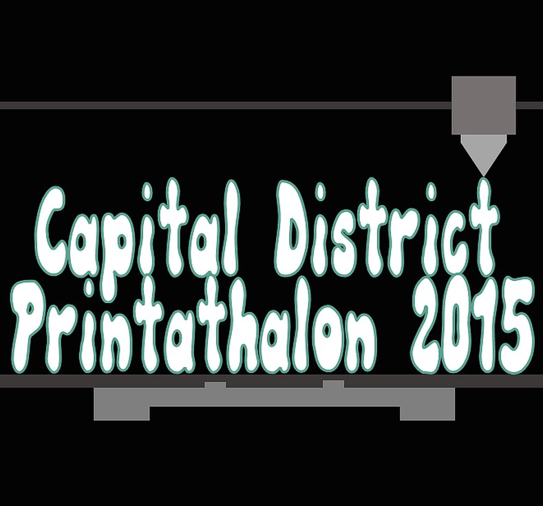 A Printathalon To Take Place in Albany; Why Not One In Your Town, Too?