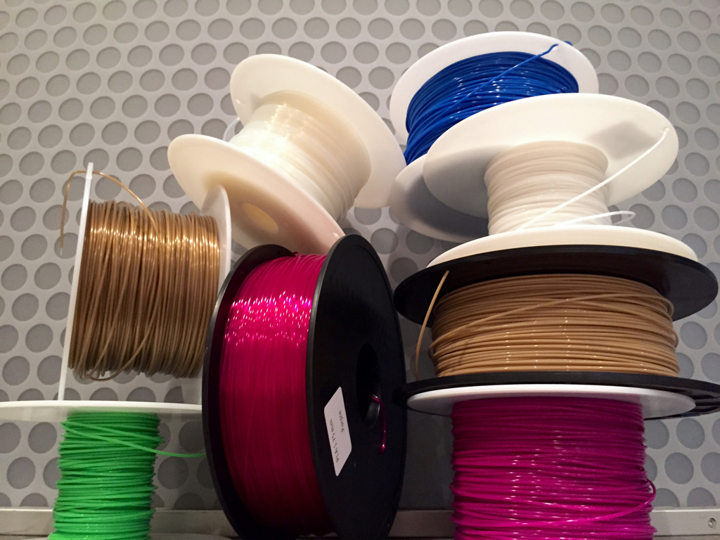 A Curious Thing About 3.00 vs 1.75mm 3D Printer Filament