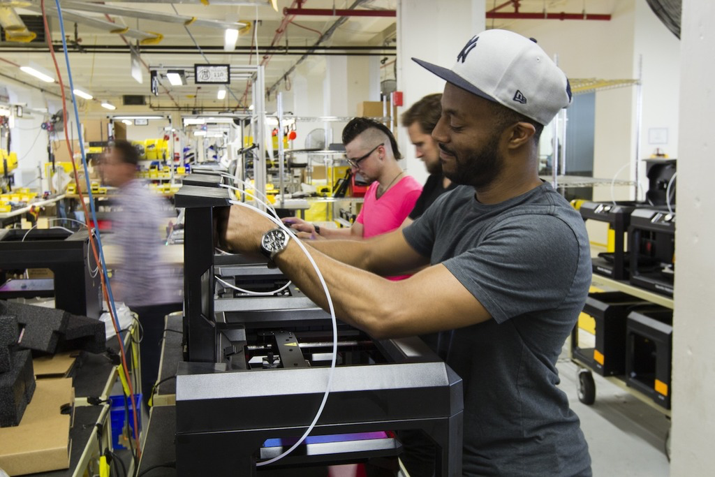 MakerBot's New Factory: What Does This Mean?