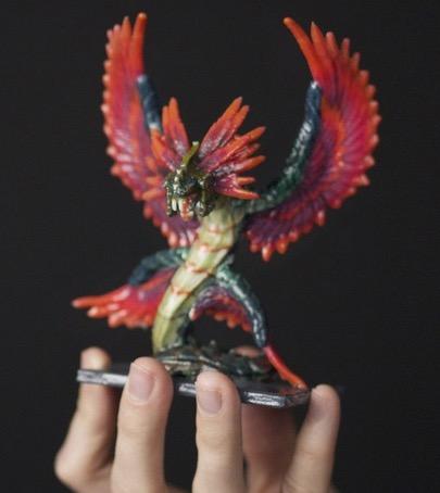 Amazon's 3D Printed Figurine Service