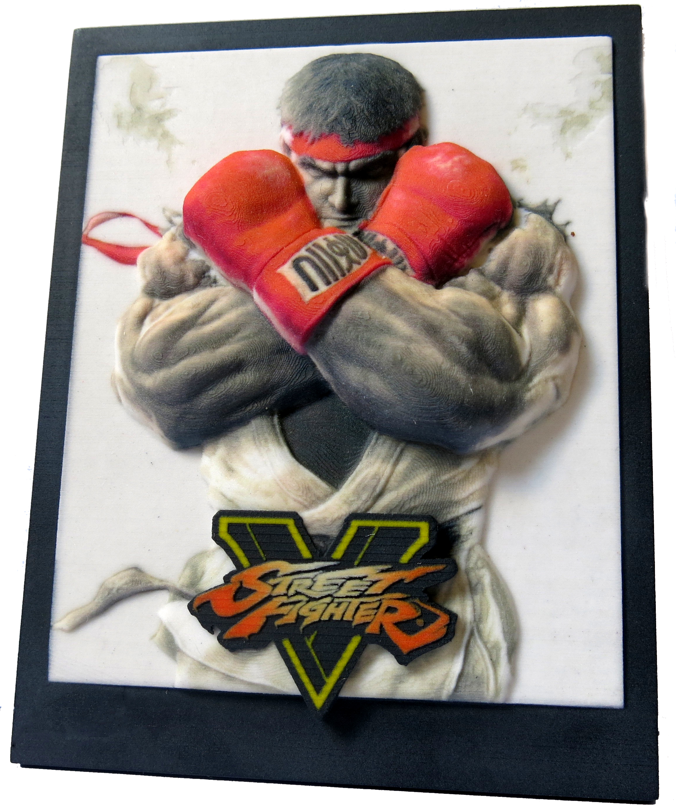 Capcom Moves to 3D Printing for New Cover Art