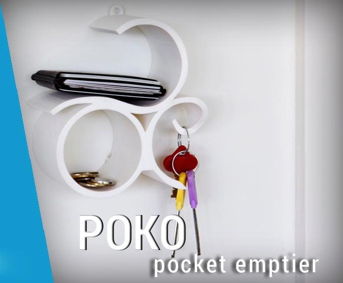 Design of the Week: POKO Pocket Emptier