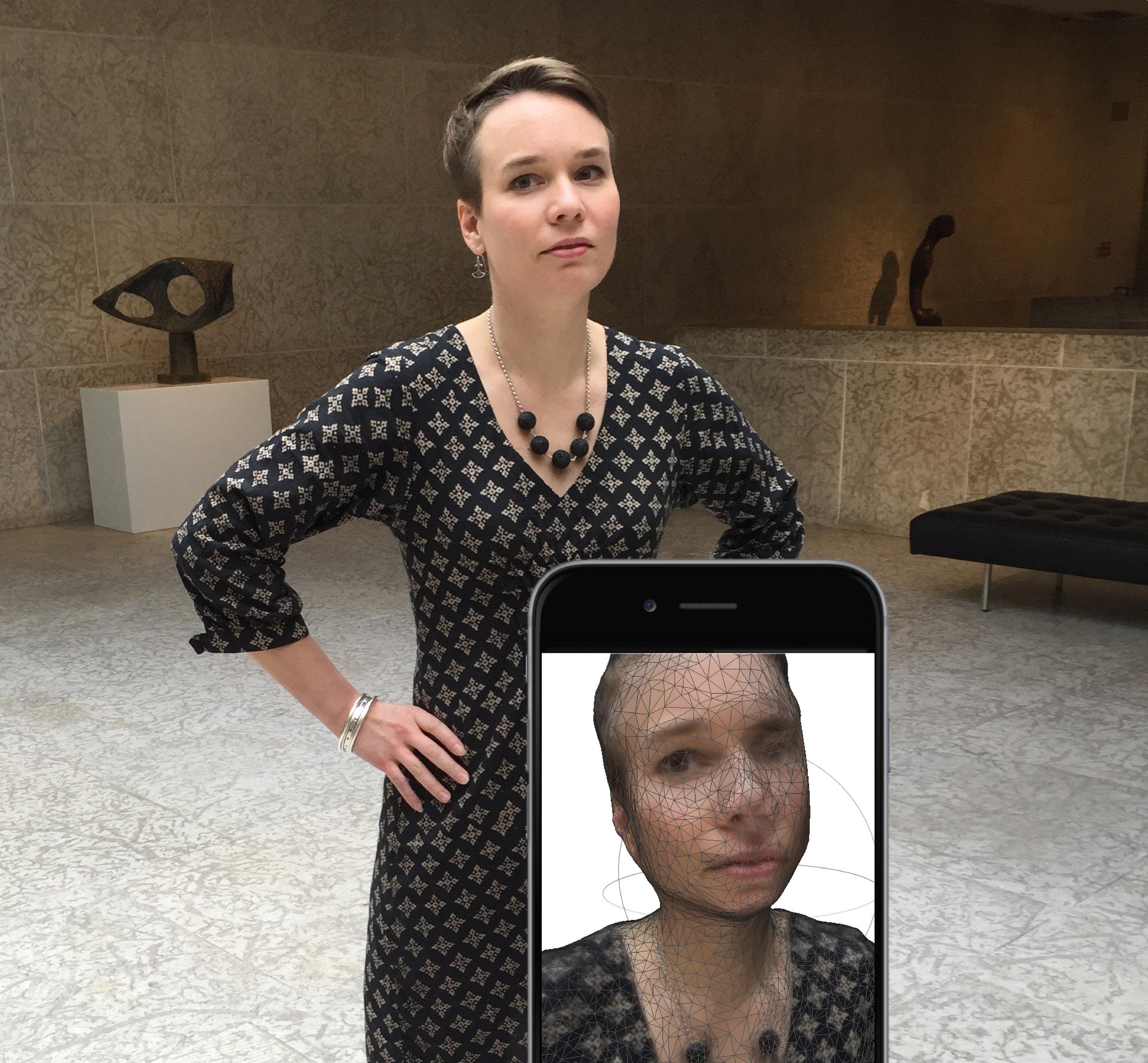 Could Apple Make the Best 3D Scanner?