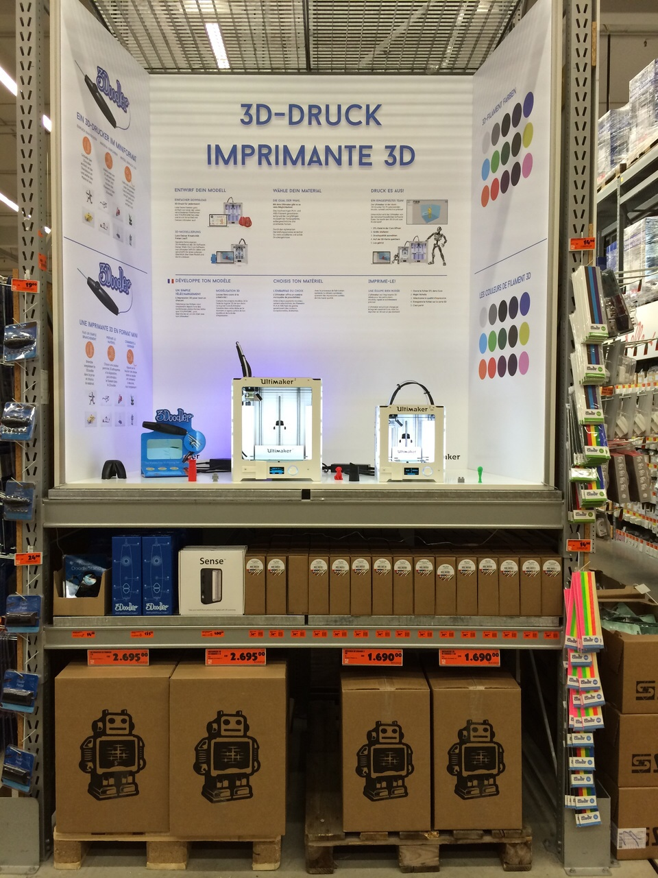 iGo3D Goes Store-in-a-Store with Hornbach