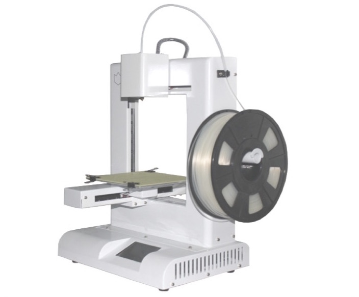 CreateItReal Supercharges Another 3D Printer: WEISTEK