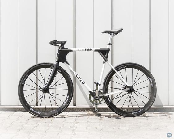 Design of the Week: 3D Printed Bike