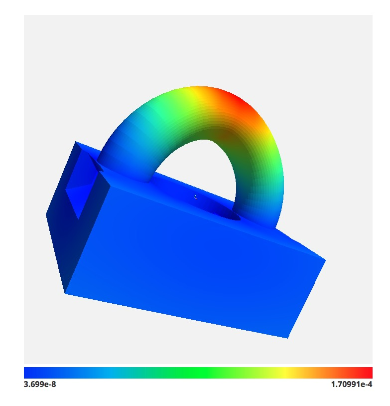 Cloud-Based 3D Printed Part Stress Analysis Available