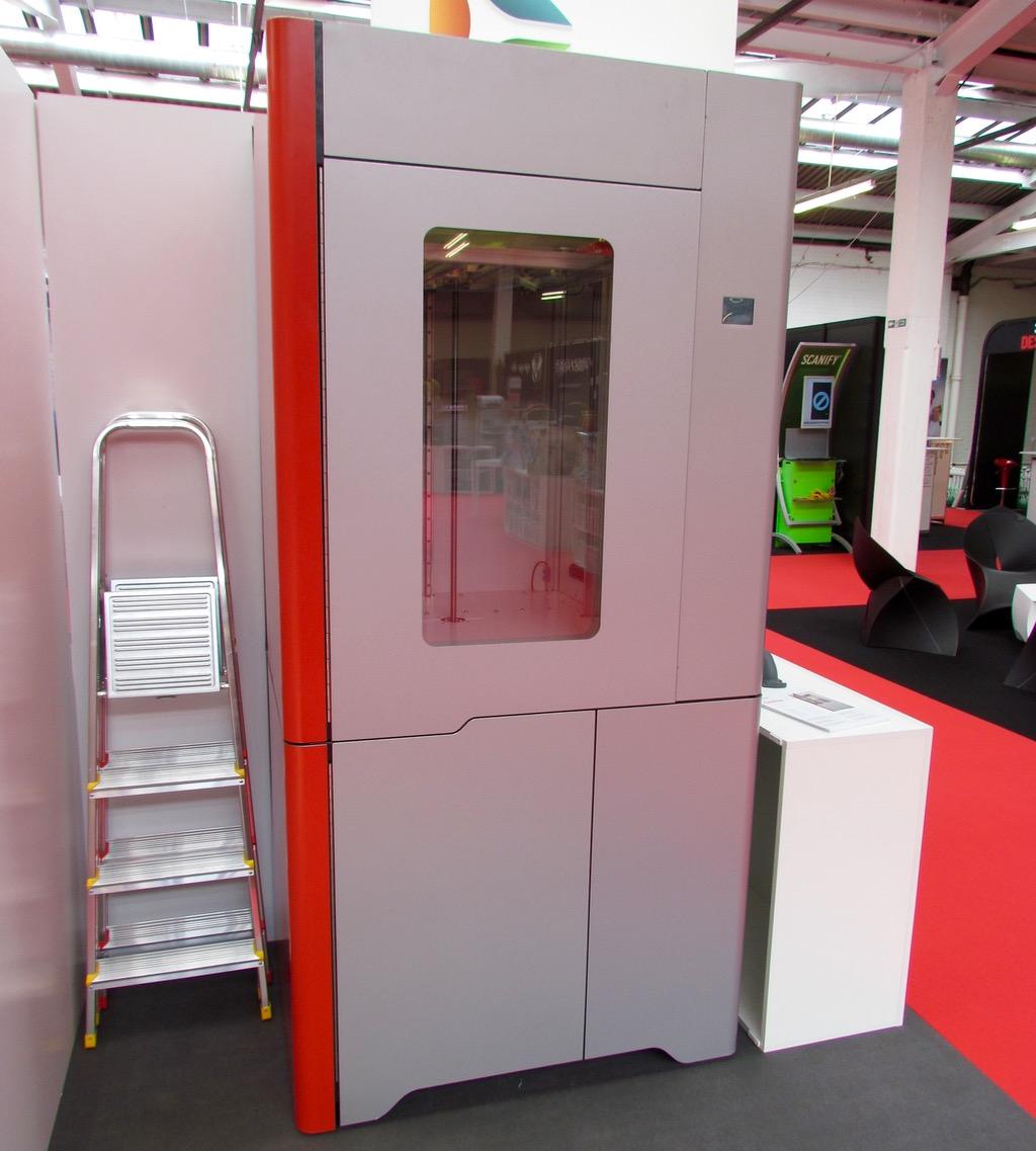 The Massive DeeRed 3D Printer