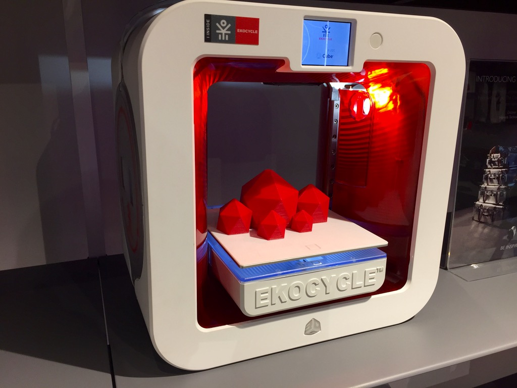 The Curious Case of the Ekocycle 3D Printer